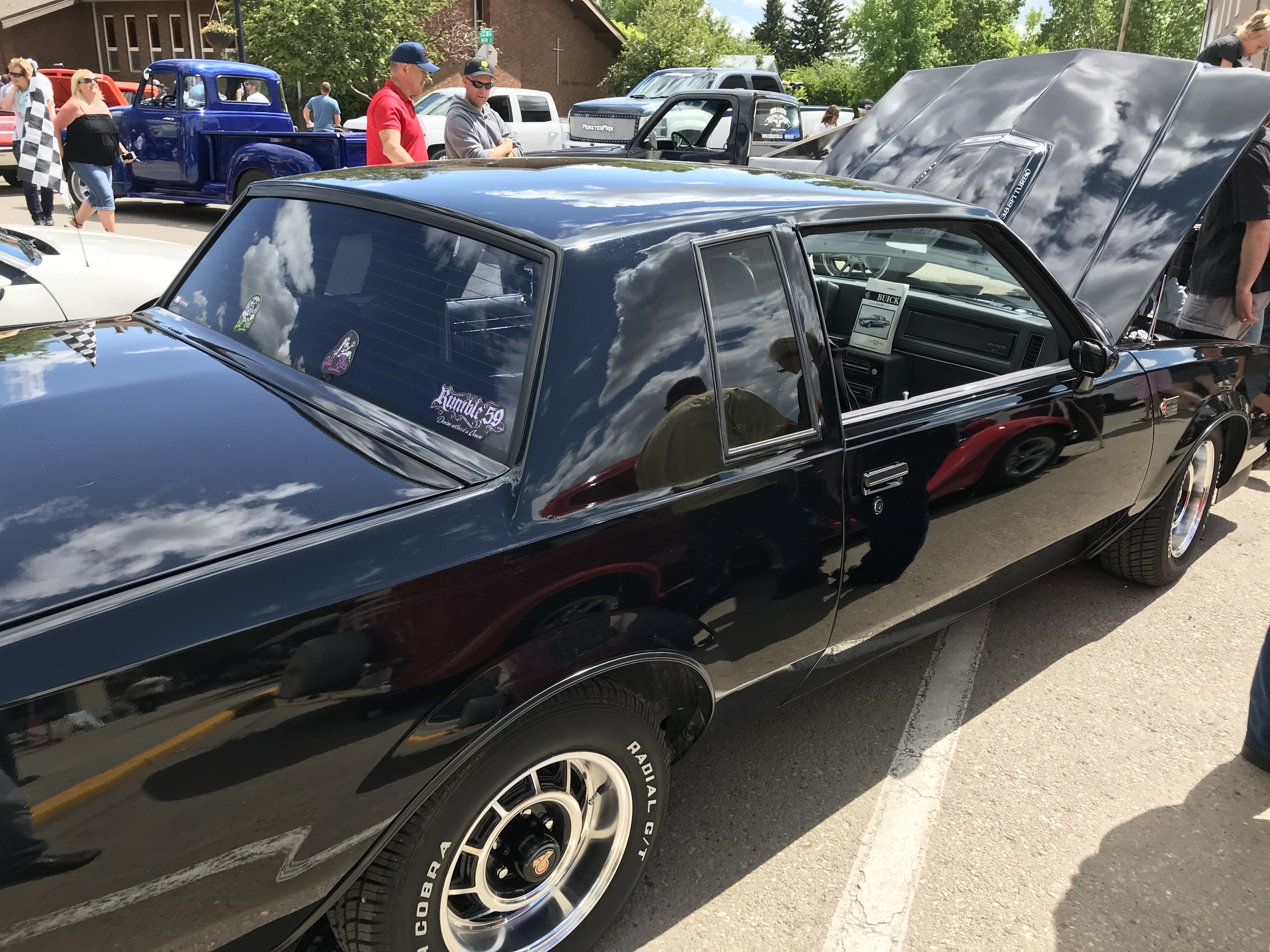 How To Get Mildew Smell Out Of Car >> BUILD THREAD - The Mullet Maurader, turbo regal build ...
