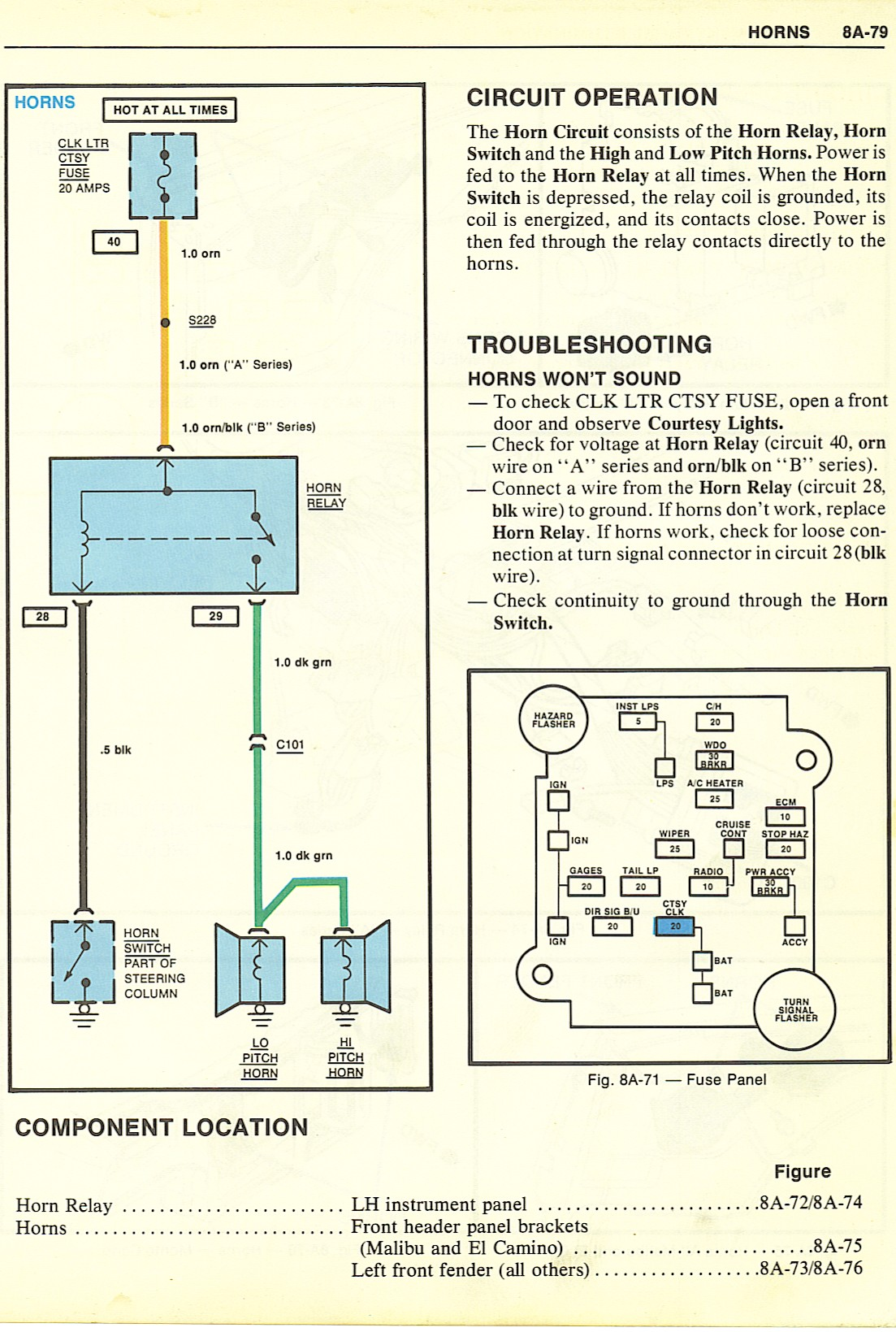 83 Monte Wiring Diagram Help Gbodyforum 78 88 General Motors A G Body Community
