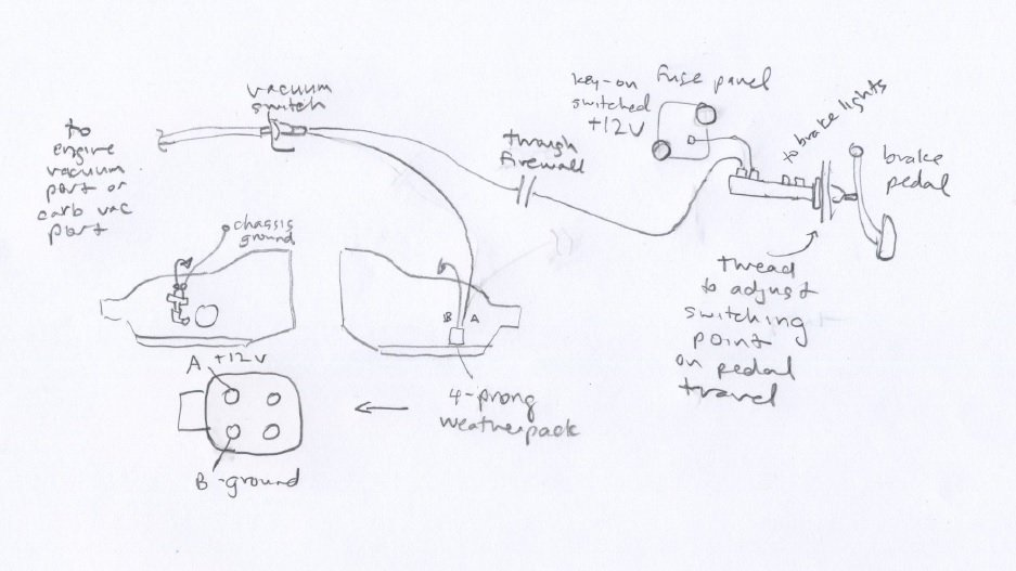 350 turbo torque converter by pass switch | GBodyForum - 1978-1988 General  Motors A/G-Body Community | Turbo 350 Lockup Wiring Diagram |  | GBodyForum