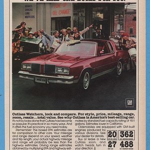 olds ad