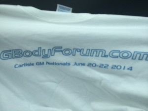 GBodyForum T-Shirt